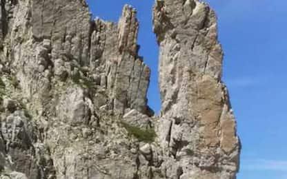 Alpinismo: Percorso Bonatti svela Torri Nascoste GranSasso