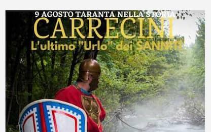 A Taranta Peligna domani rievocazione storica dei Sanniti