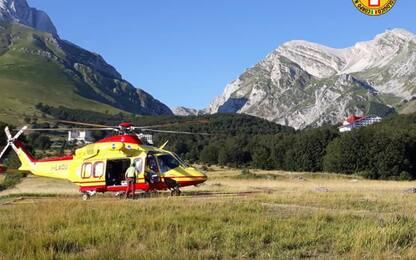 Recuperati escursionisti smarriti sul Morrone