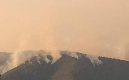 Incendi L'Aquila, da Regione 380mila euro per interventi urgenti