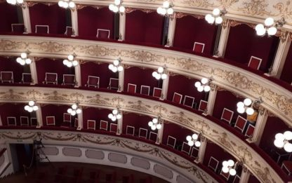 Comune Chieti, prima seduta nuovo Consiglio al Teatro Marrucino