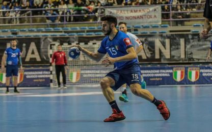 Pallamano: Italia-Norvegia a Pescara l'8 novembre