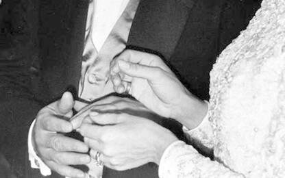Abruzzo ricorda Maradona, per matrimonio confetti Pelino