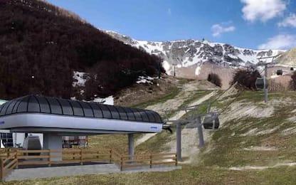 Marsilio, disastro non poter aprire stazioni sciistiche