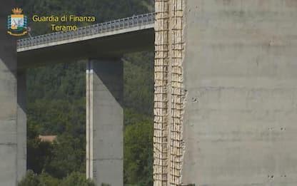 Viadotti A24/A25: Riesame annulla parte sequestri