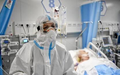 Covid: in Abruzzo 77 in terapia intensiva, mai così tanti