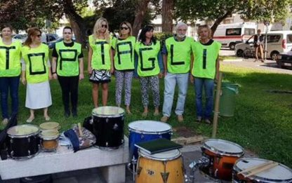 Protestavano contro taglio alberi, assolti attivisti Pescara