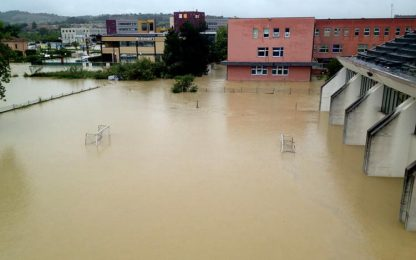 Alluvione Senigallia: processo si farà in Tribunale L'Aquila