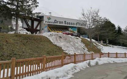 Centro Turistico Gran Sasso, speranze per hotel Campo Imperatore