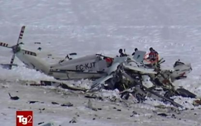 Elicottero 118 caduto, Accademia Medica ricorda vittime