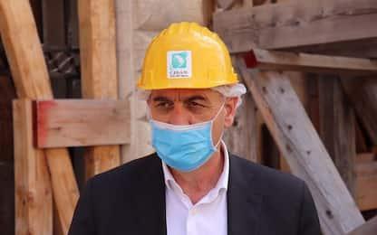 Terremoto: domani forum Ansa con il commissario Legnini