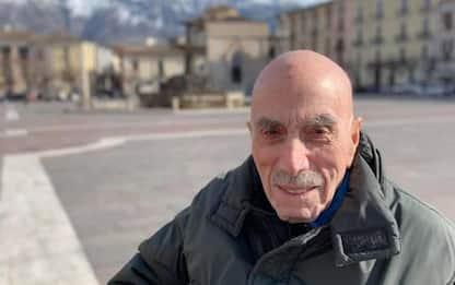 100 anni di Gilberto Malvestuto, auguri da sindaco Sulmona
