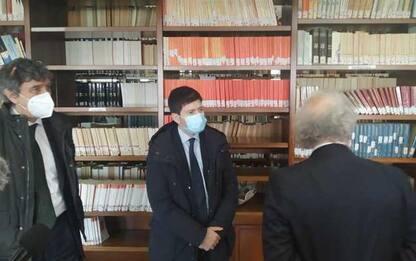 Al via da Giulianova visita del ministro Speranza in Abruzzo