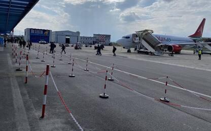 Covid: 142 lavoratori stagionali arrivati a Pescara dal Marocco