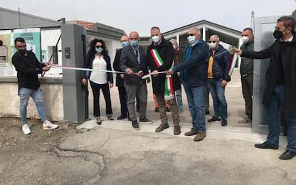Inaugurato a Montesilvano il Centro del Riuso