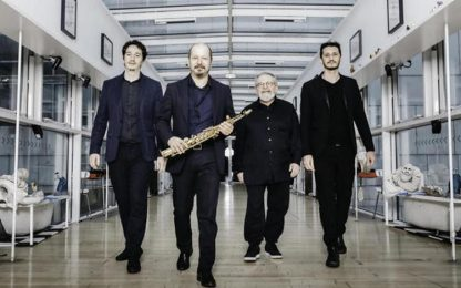 Willie Peyote e Stefano Di Battista ospiti di 'Interno 8'