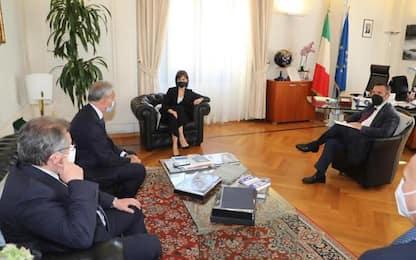 Crisi:ministro Carfagna incontra Sospiri, in arrivo 123 mln