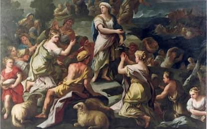 Avviato restauro gruppo dipinti S.Maria di Collemaggio