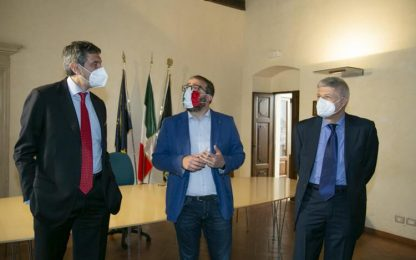 Sisma L'Aquila: Marsilio incontra nuovo responsabile SdM