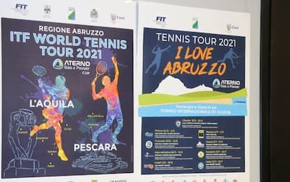 Turismo: Liris, tennis di alto livello per rilancio immagine