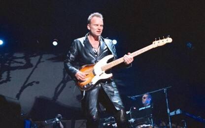 25 anni fa il 'concerto per i Parchi', in 100mila per Sting