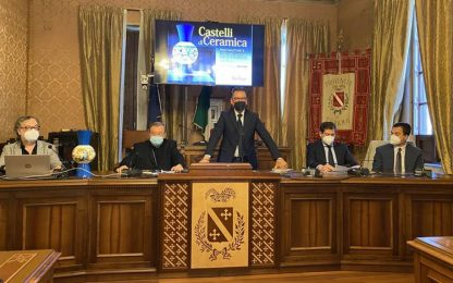 Nasce la start up 'Castelli di ceramica'