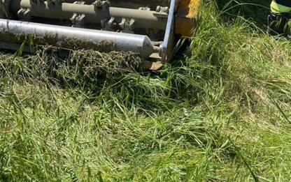 Incidenti lavoro: si ribalta con trattore, muore agricoltore