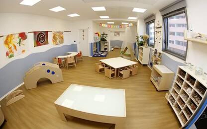 A Pescara De Cecco inaugura l'asilo nido aziendale