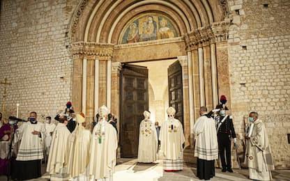 Perdonanza, istituito museo e individuata sede all'Aquila