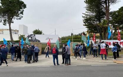 Brioni, sindacati, 2 giorni di sciopero, no a chiusura reparti