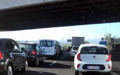 Viabilità: Aci Pescara, troppi cantieri, code chilometriche