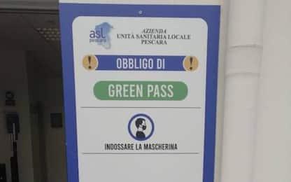 Green Pass:negato accesso a Cup Montesilvano, pronto esposto
