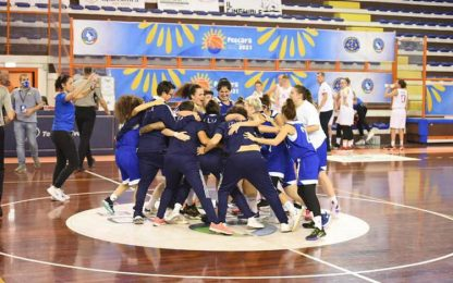 Basket sordi: Europei; Italia donne in semifinale