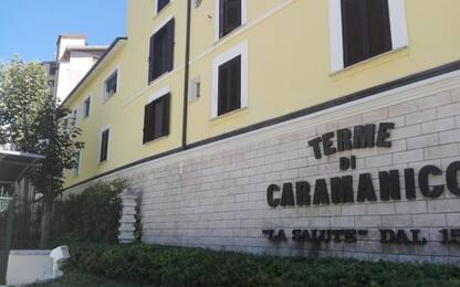 Terme Caramanico, consegnate le chiavi ai curatori fallimentari