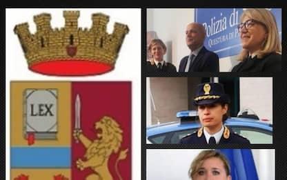 Cambi a vertice Uffici questura Perugia