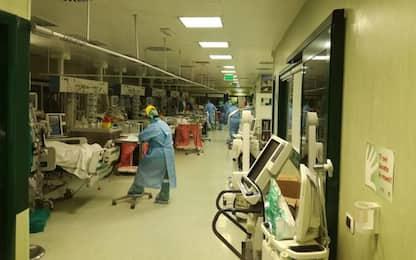 Intensive libere da pazienti Covid