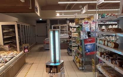 Da Umbria robot che sanifica con luce