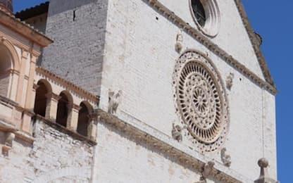 Assisi 'deserta', non si vedono ancora turisti e pellegrini