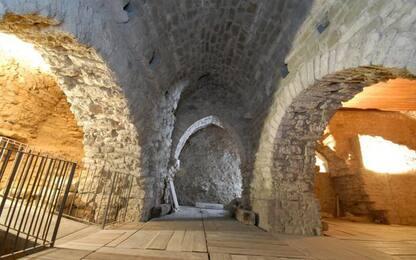 Musei: riapre al pubblico la 'città sotterranea' a Perugia