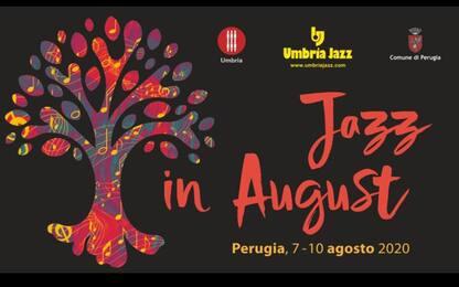 Fondazione Uj presenta Jazz in August a Perugia