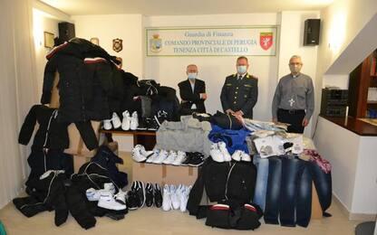 Gdf dona a Caritas capi sequestrati
