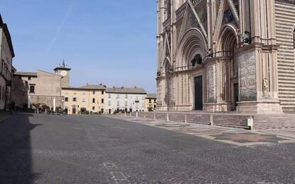 A Orvieto toccati di nuovo 40 gradi