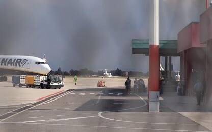 In aeroporto Perugia test arrivi Malta