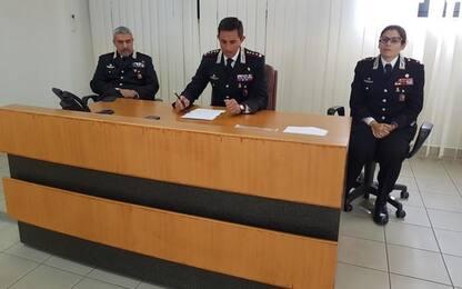 Nuovo comandante carabinieri Terni, difendere legalità