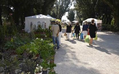 Aperta edizione autunno Perugia Flower show