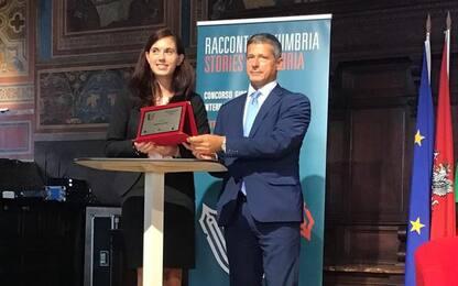 Premiati vincitori Raccontami l'Umbria