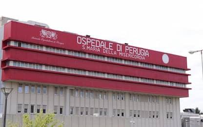 Intervento salva-vita in ospedale Perugia