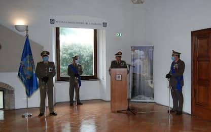 Gen. Carta al comando della Scuola Lingue Estere Esercito
