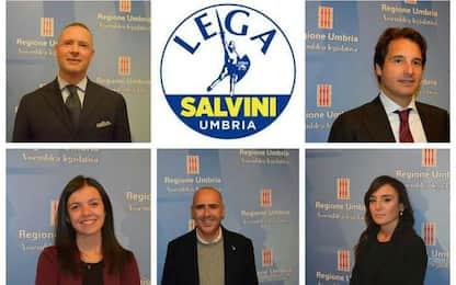 Lega Umbria, commercio aperto e Dad scuole superiori