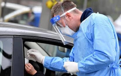 226 nuovi casi di Covid in Umbria, tasso di positività 5,88%
